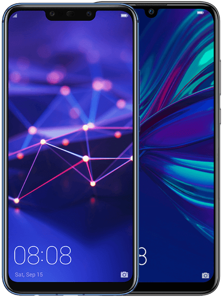 Huawei Mate 20 lite + Huawei P smart 2019