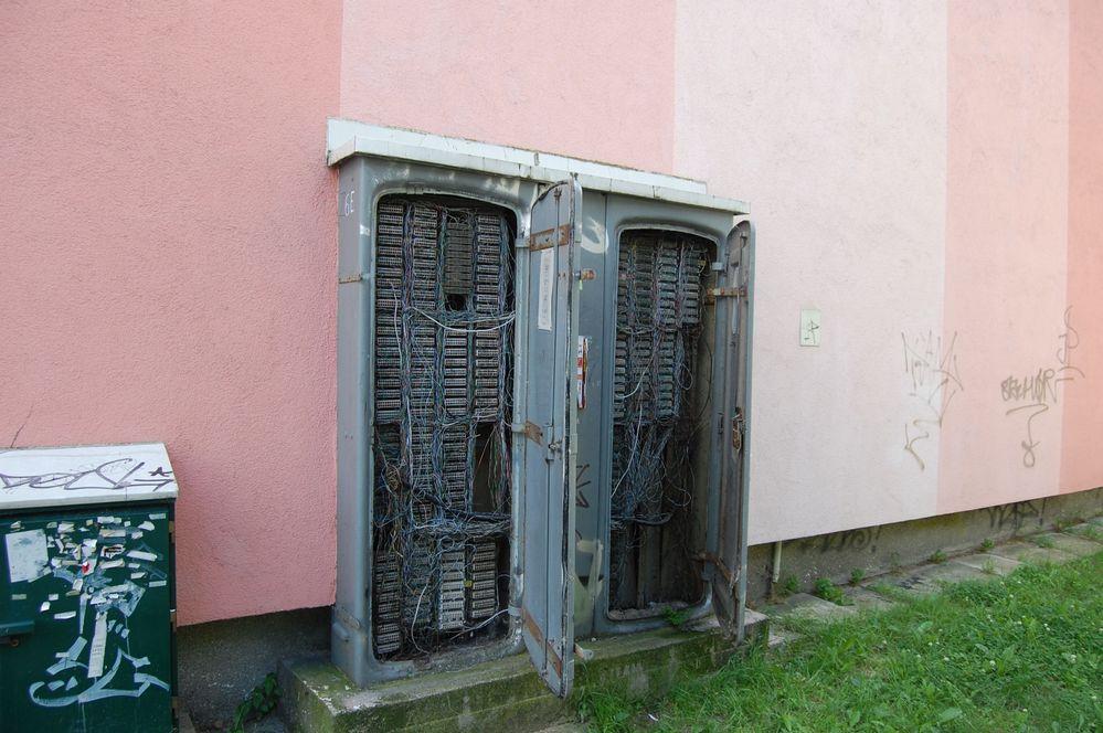 źródło:elektroda.pl Centrale i sieci kablowe telefonii stacjonarnej