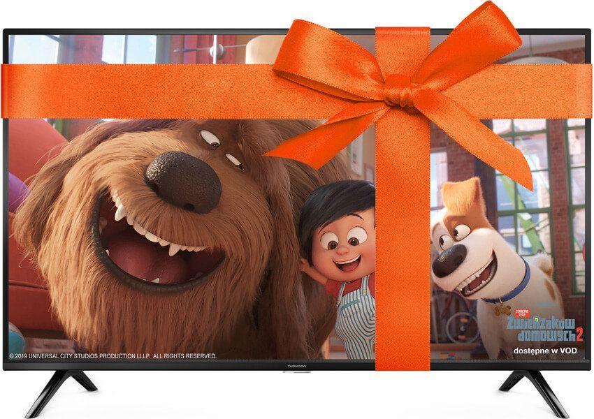 """Thomson 32"""" HD 3301 za 1zł w Orange Love z telewizją"""