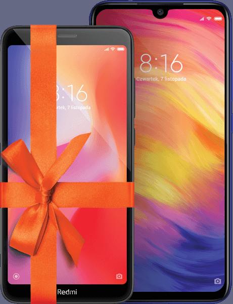 Xiaomi Redmi Note 7 oraz Xiaomi Redmi 7A