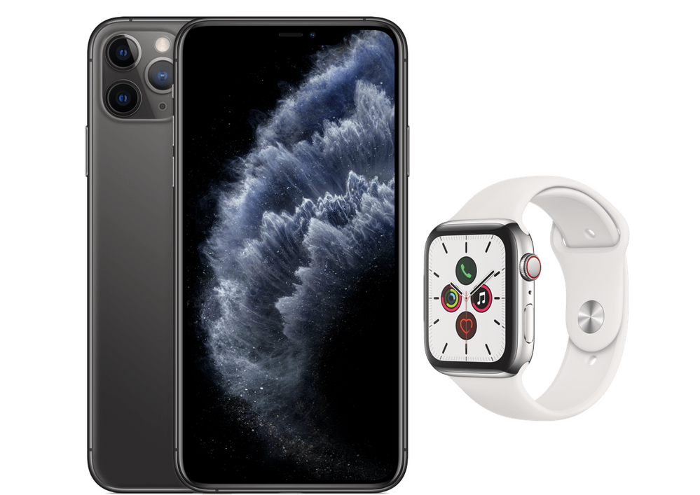 iPhone 11 Pro 64 GB & Apple Watch 5 series 40mm