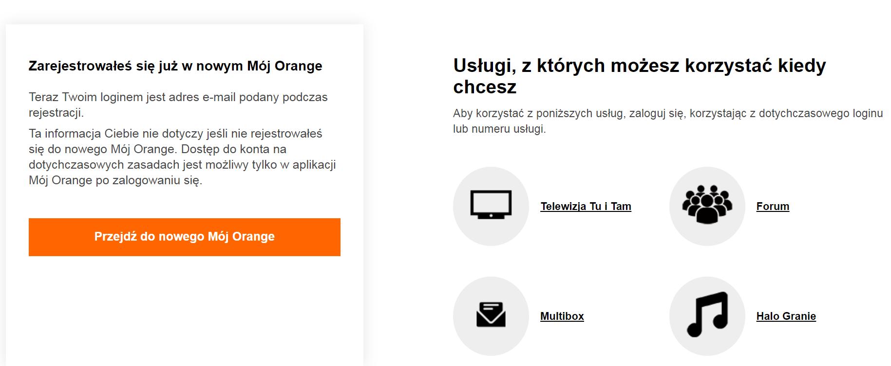 037248e3989aea Nowe Moj Orange- to jakieś szaleństwo - Nasz Orange