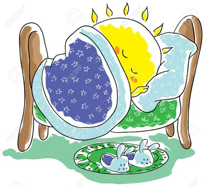15469279-Sun-sleeping-Stock-Vector-cartoon